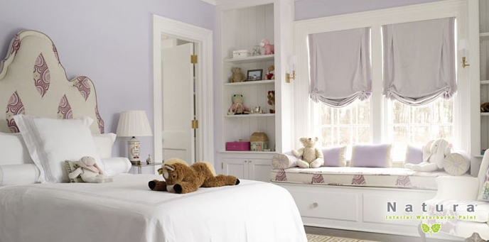 Winter interior painting keep the windows closed with no vocs for Benjamin moore eco spec paint reviews