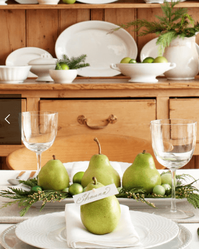 greenery table2
