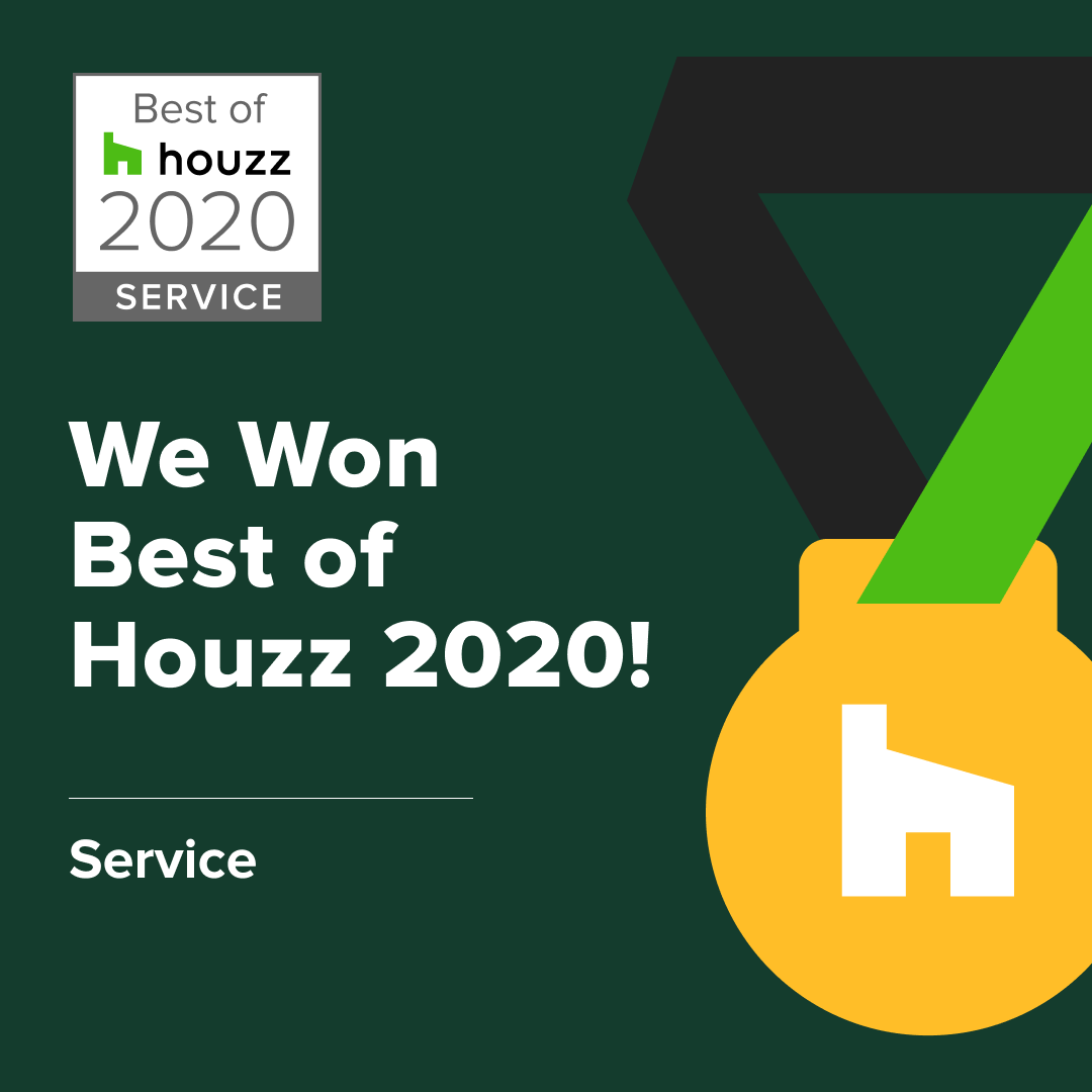 Best of Houzz 2020 for Service