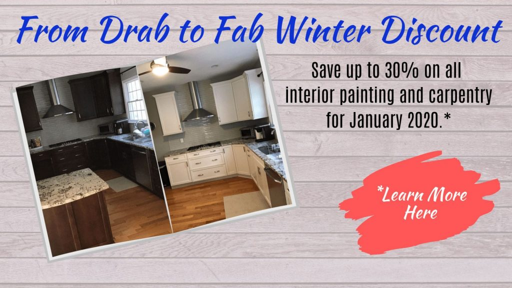 Drab to Fab Winter Deal