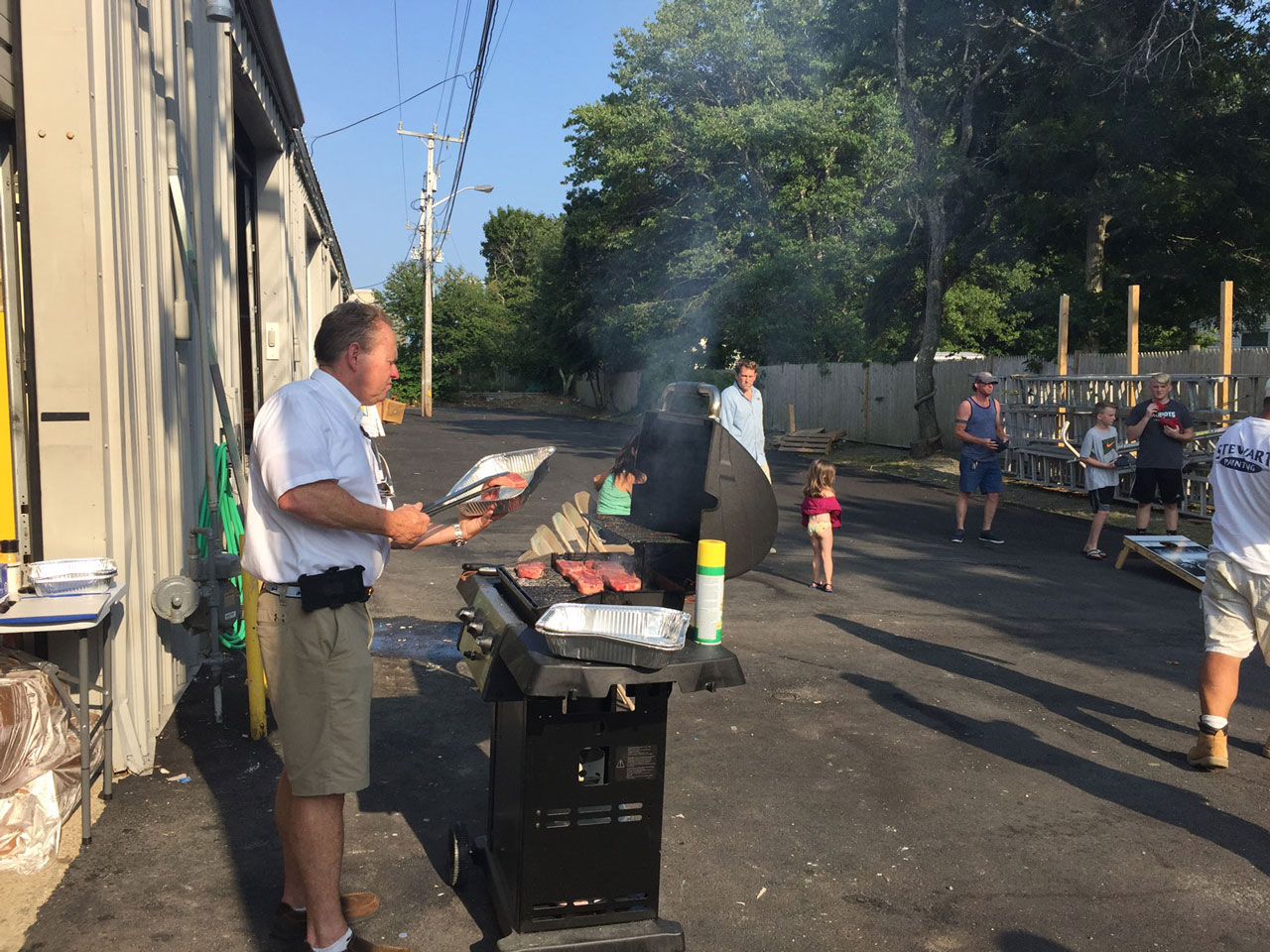 Employee Cookout - 2018