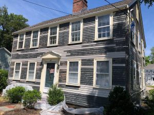 Hingham Historic Home - After Wood Replacement