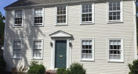 Hingham Historic Home Finished
