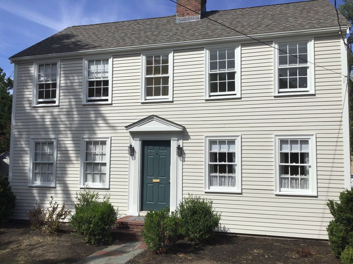 Case Study: A Hingham Historic Home