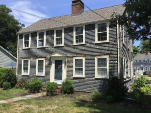 Hingham Historic Home - Before