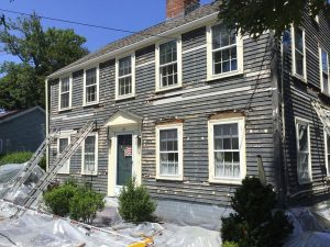 Hingham Historic Home - Preparation