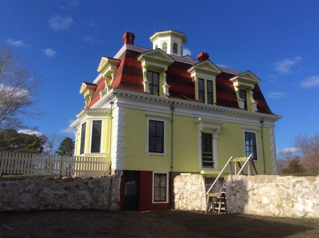 Historical Property Penniman House Eastham - After
