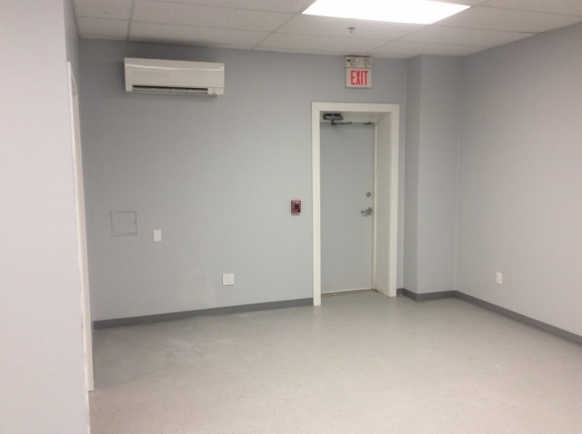Interior Painting of Commercial Property in Sandwich -After