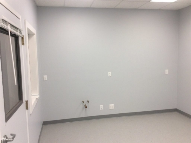 Painted walls of Commercial Property in Sandwich -After