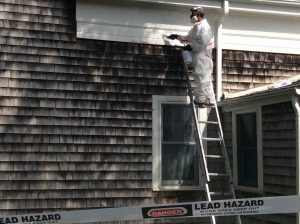 Lead Hazard Paint Removal