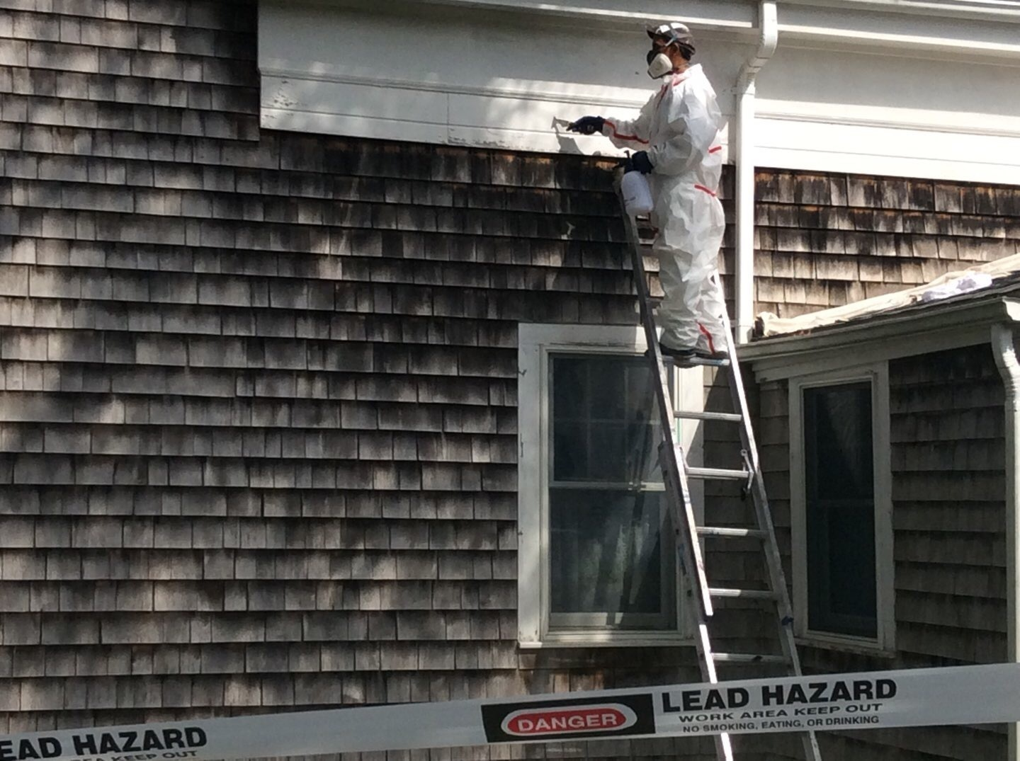 Lead-Safe Certified Renovation Contractor