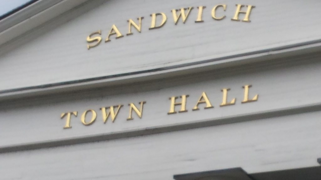 Municipalities Sandwich Town Hall