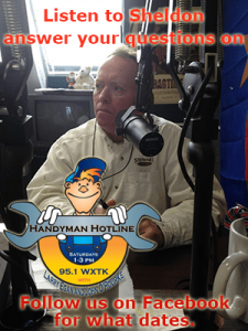 Sheldon Stewart on the radio