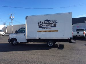 Stewart Painting Wash Division Truck