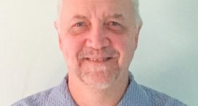 publicity photo of Tim Graham